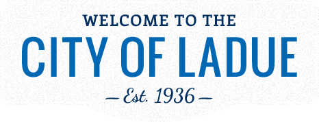 Welcome to the City of Ladue. Est. 1936